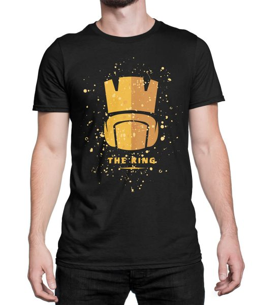 The-king---Clash-Of-Clans-Tshirt
