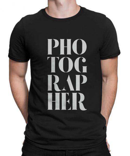 Photographer-Tshirt