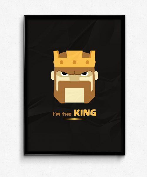 Im the KING