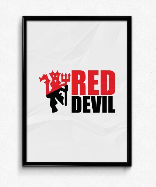 RED-DEVIL-WALL-ART