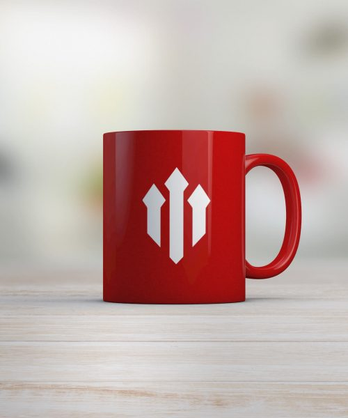Sword Of The United Coffee mug