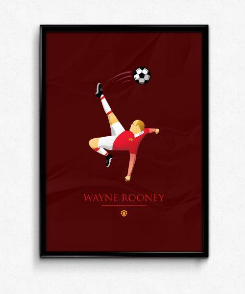 Wayne-Rooney-Wall-Art
