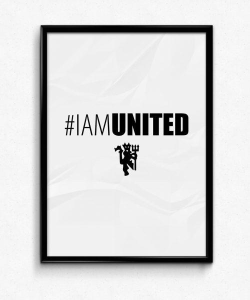 i-am-united-Wall-Art