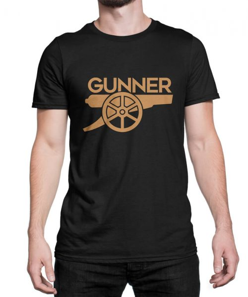 Gunner-Black
